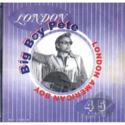 Pete, Big Boy - London American Boy CD Cover Art