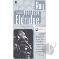 Eldridge, Roy - Roy Eldridge CD Cover Art