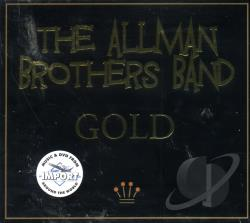 Allman Brothers Band - Gold CD Cover Art