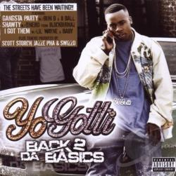Yo Gotti - Back 2 Da Basics CD Cover Art