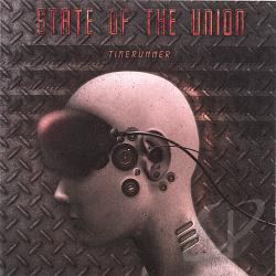 State of the Union - Timerunner CD Cover Art