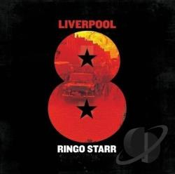 Starr, Ringo - Liverpool 8 CD Cover Art