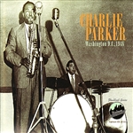 Parker, Charlie - Washington D.C. 1948 CD Cover Art