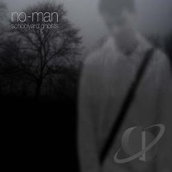 No-Man - Schoolyard Ghosts CD Cover Art