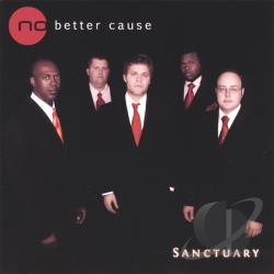 No Better Cause - Sanctuary CD Cover Art