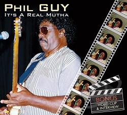 Guy, Phil - It's a Real Mutha CD Cover Art
