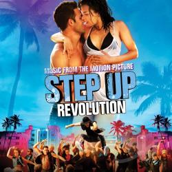 Step Up Revolution CD Cover Art