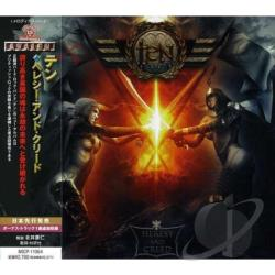 10 - Heresy & Creed CD Cover Art