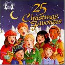 Twin Sisters Productions - 25 Christmas Favorites CD Cover Art