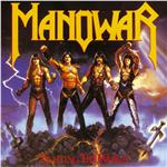 Manowar - Fighting the World CD Cover Art
