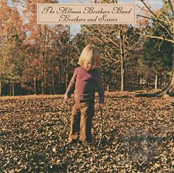 Allman Brothers Band - Brothers and Sisters CD Cover Art