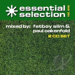 Fatboy Slim / Oakenfold, Paul - Essential Selection, Vol. 1 CD Cover Art