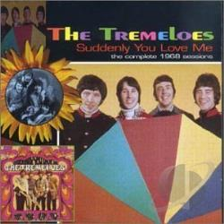 Tremeloes - Suddenly You Love Me: The Complete 1968 Sessions CD Cover Art