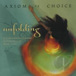 Axiom Of Choice - Unfolding CD Cover Art