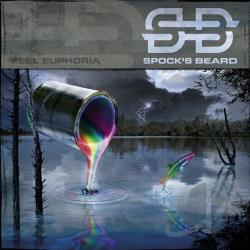 Spock's Beard - Exile On Coldharbour CD Cover Art