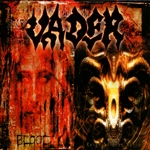 Vader - Blood/Reign Forever World CD Cover Art