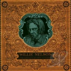 Nelson, Willie - Complete Atlantic Sessions CD Cover Art