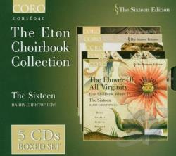 Christophers: c / Sixteen - Eton Choirbook Collection CD Cover Art