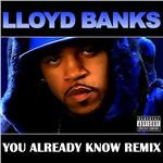 Banks, Lloyd - You Already Know (Remix- Explicit Version) DB Cover Art