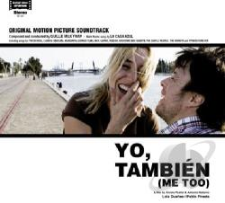 Yo, Tambien (Me Too) CD Cover Art