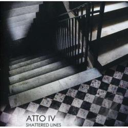 Atto IV - Shattered Lines CD Cover Art