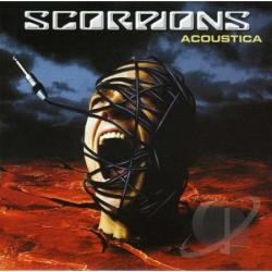 Scorpions - Acoustica CD Cover Art