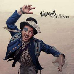 Luciano - Vagabundos 2012 CD Cover Art