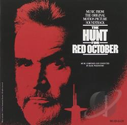 Poledouris, Basil - Hunt for Red October CD Cover Art