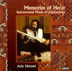 Herawi, Aziz - Memories of Herat CD Cover Art