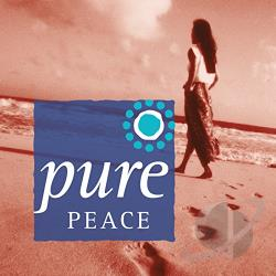 Llewellyn - Pure Peace CD Cover Art
