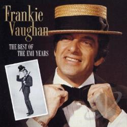Vaughan, Frankie - Best Of EMI Years CD Cover Art