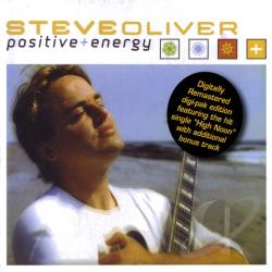 Oliver, Steve - Positive Energy CD Cover Art