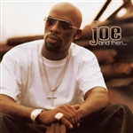 JOE - And Then... CD Cover Art