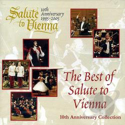 Best of Salute to Vienna (10th Anniversary Collection) CD Cover Art
