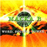 Macka B - Word, Sound & Power CD Cover Art