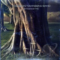 Townsend, Devin / Townsend, Devin Band - Synchestra CD Cover Art