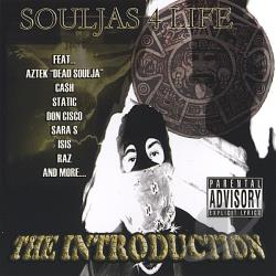Souljas 4 Life - Introduction CD Cover Art