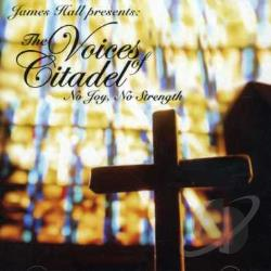 Hall, James - Voices of Citadel CD Cover Art