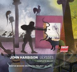 Boston Modern Orches - Ulysses CD Cover Art