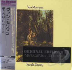 Morrison, Van - Tupelo Honey CD Cover Art