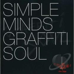 Simple Minds - Graffiti Soul CD Cover Art
