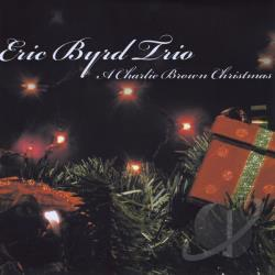 Byrd, Eric - Charlie Brown Christmas CD Cover Art