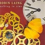 Laing, Robin - Walking in Time CD Cover Art