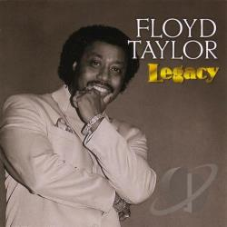 Taylor, Floyd - Legacy CD Cover Art
