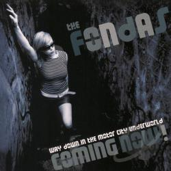 Fondas - Coming Now! CD Cover Art