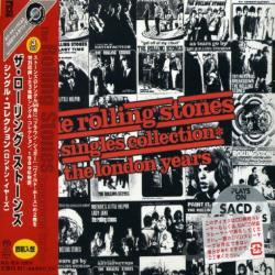 Rolling Stones - Singles Collection: The London Years SA Cover Art