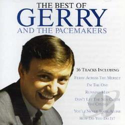 Gerry & The Pacemakers - Best Of Gerry & The Pacemakers CD Cover Art