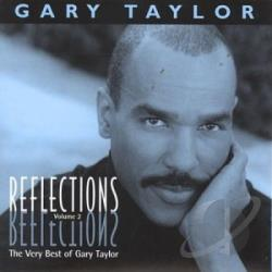 Taylor, Gary - V2 Reflections CD Cover Art
