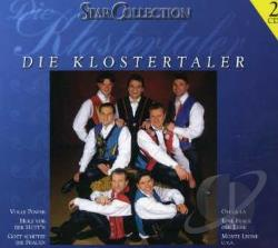 Klostertaler - Starcollection CD Cover Art
