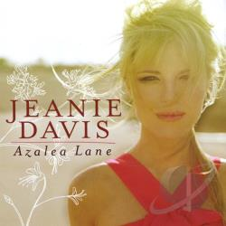 Davis, Jeanie - Azalea Lane CD Cover Art